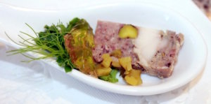 Appetizer Pate with UrbnSpice Jelly | urbnspice.com