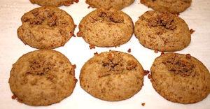 Sunflower Butter Cookies   urbnspice.com