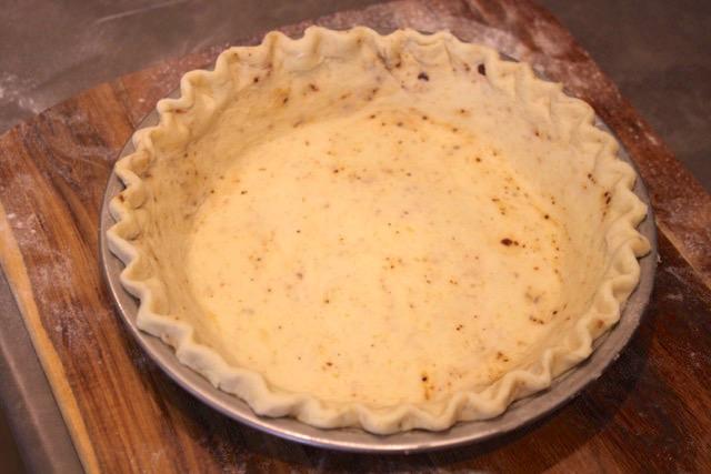 Savoury Potato Pastry Crust   urbnspice.com