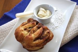 Cinnamon Rolls with Vanilla | urbnspice.com