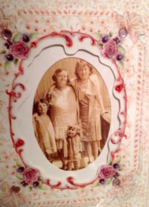 My Mom and her older sister now 90 and 95 years old | urbnspice.com