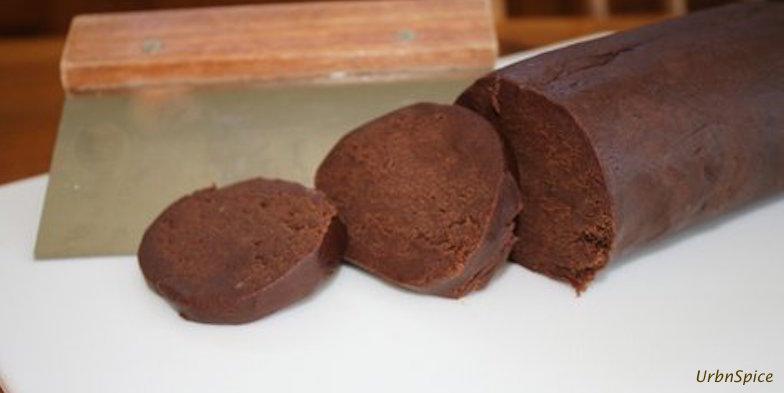 Chocolate Short Dough | urbnspice.com