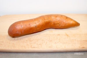 How to Cut a Yam   urbnspice.com