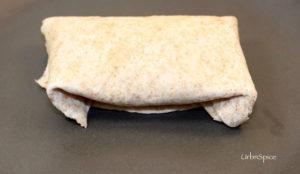 Burrito assembled | urbnspice.com