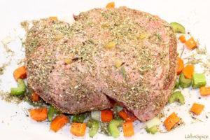 Leg of Lamb with Dry Rub | urbnspice.com