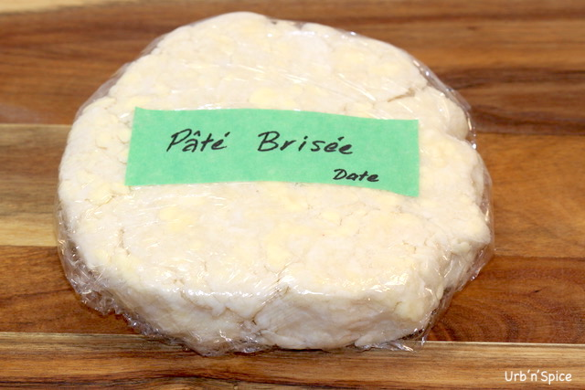 Pate Brisee Dough Wrapped | urbnspice.com