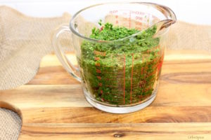 1 lb of Power Greens equals 3 cups of ground Power Greens | urbnspice.com