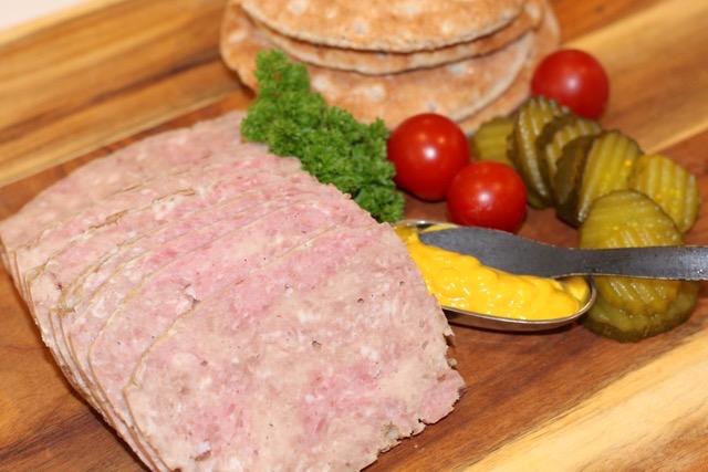 Pork and Ham Loaf | urbnspice.com