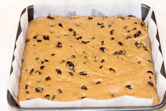 Vintage Spice Cake with Toffee Frosting | urbnspice.com