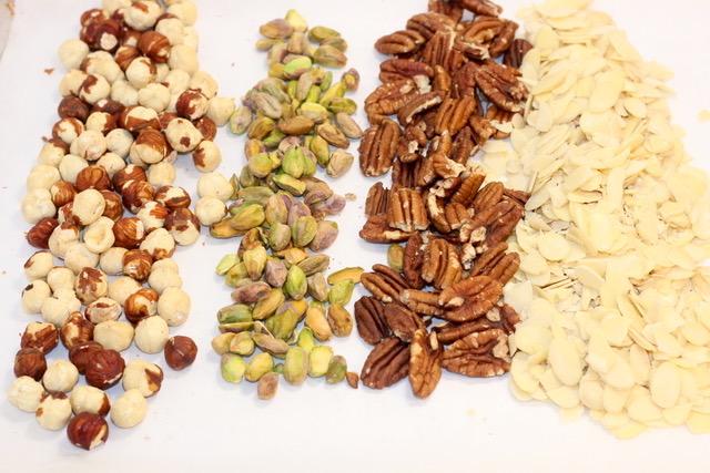 Nuts for Meringue Cookie Crisps | urbnspice.com