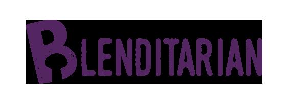 Blenditarian Logo | urbnspice.com