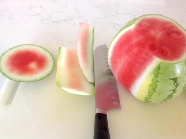 Watermelon Cutting Tutorial | urbnspice.com