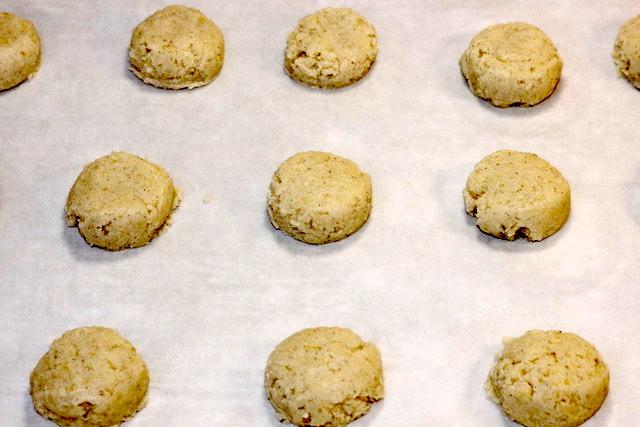 Potato Chip Cookie nuggets | urbnspice.com