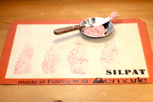 Strawberry Feuillette Paste | urbnspice.com