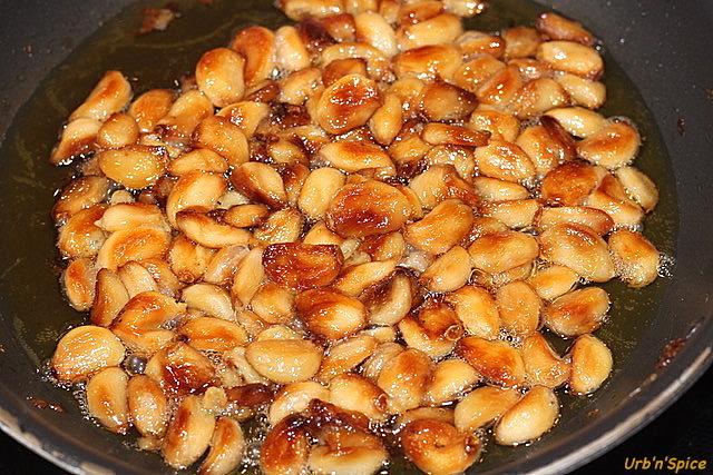 Roasted Garlic Cloves   urbnspice.com