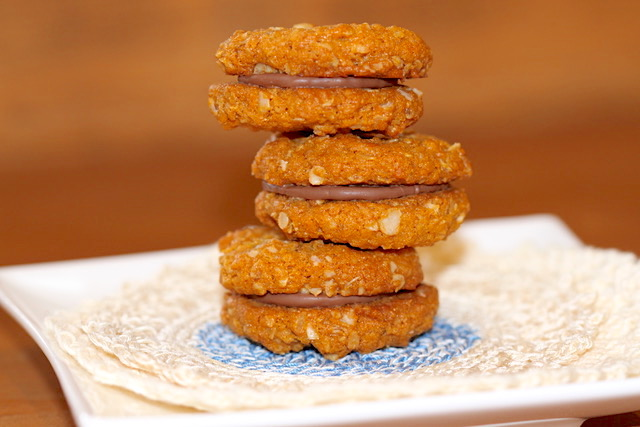 Stack of Kingston Biscuits | urbnspice.com