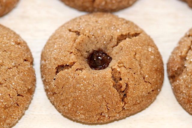 Pomegranate Molasses Sugar Cookie