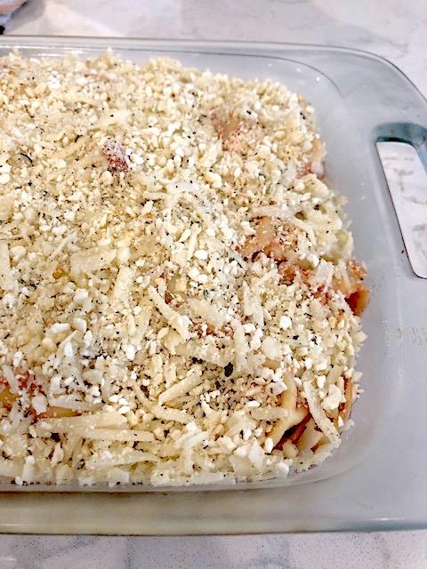 Ready to Bake Tortellini