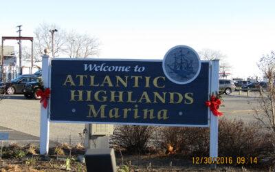 Atlantic Highlands Marina