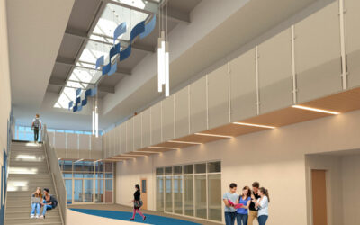 Ocean County College – Gateway Building, Site work, & Performing Arts Center