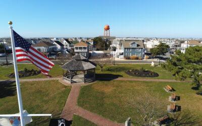 Beach Haven Veterans Park Site Lighting Renovations