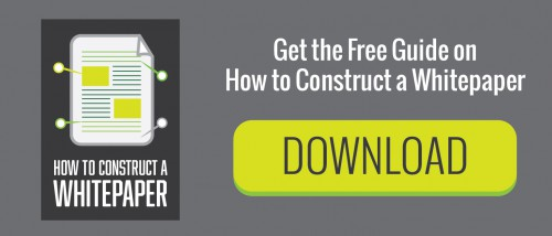 How to Construct a Whitepaper