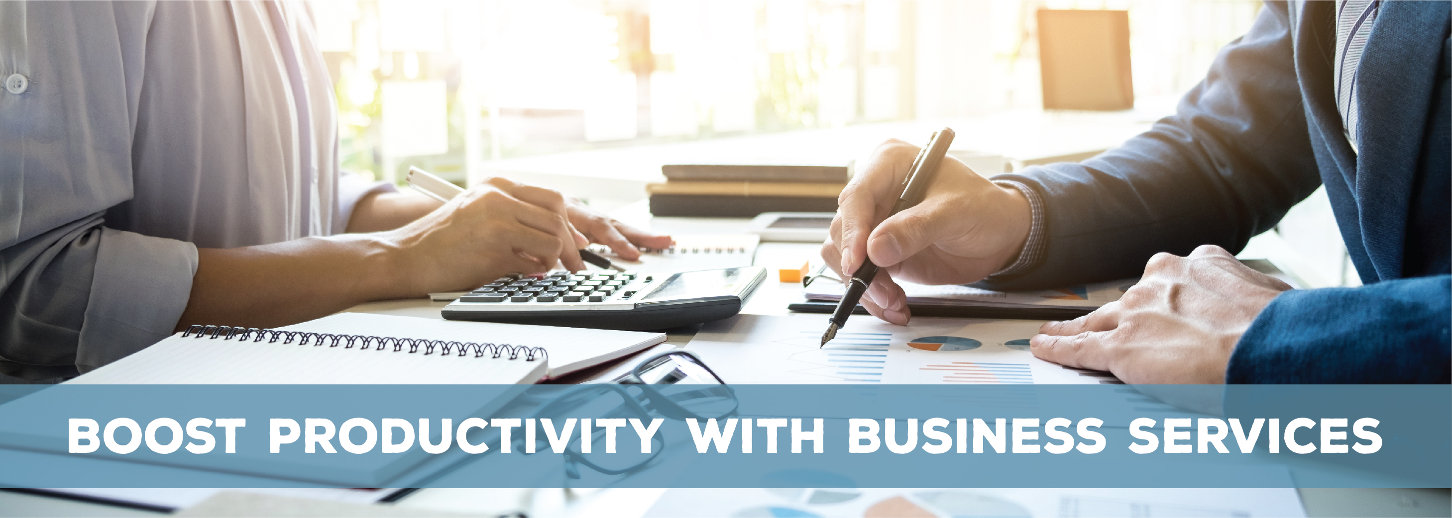 Boost Productivity with Business Services   ADI Agency