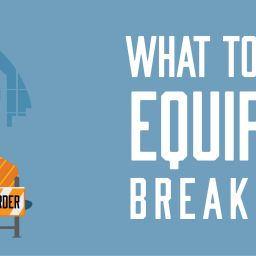 What to Do When Equipment Breaks Down | ADI Agency