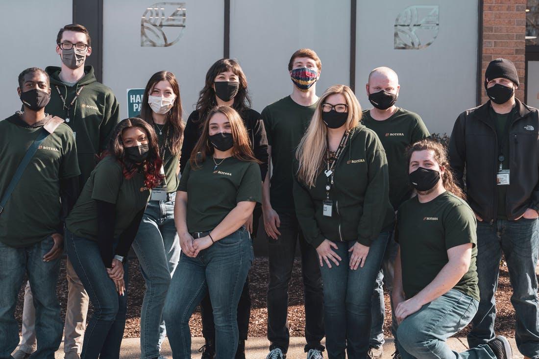Botera Dispensary Team