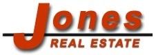 Jones Real Estate – Bowie, Texas Logo