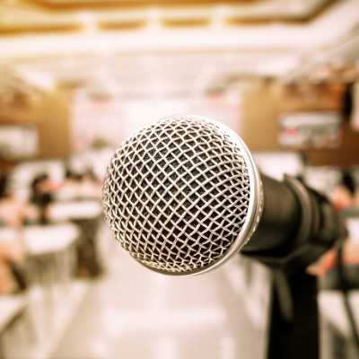 Learn how to make money with public speaking