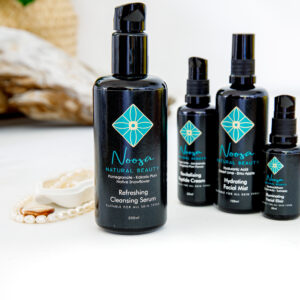 Noosa Natural Beauty Synergy Four Skin Care Range