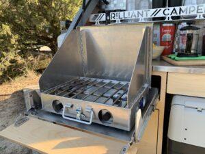 Cook Partner 20,000 BTU Stovetop