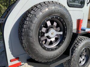 Spare Tire Holder
