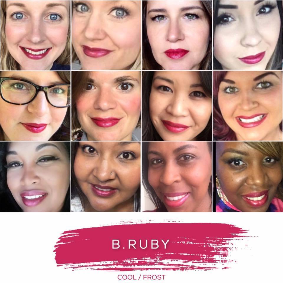 B. Ruby