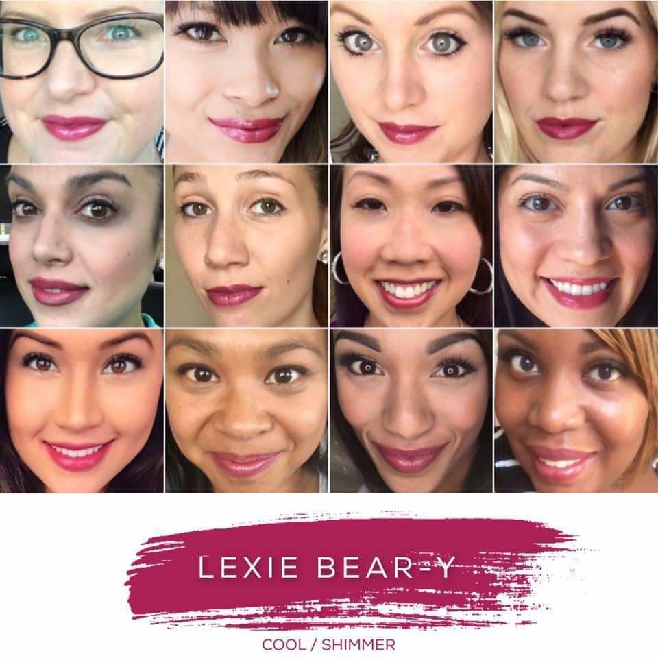 Lexie Bear-y