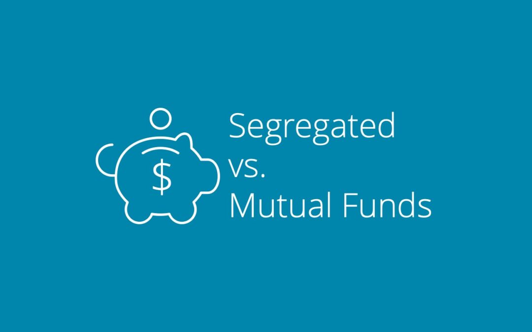 Segregated Funds or Mutual Funds Infographic