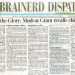 Brainerd Dispatch Before the Glory Spotlight