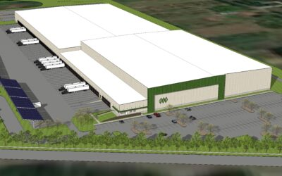 Mid Atlantic Logistics Center Approved to Build