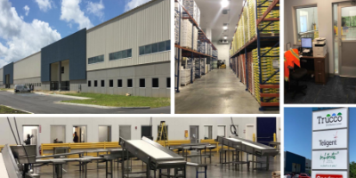 Vineland Warehouse Expands with Four Customers
