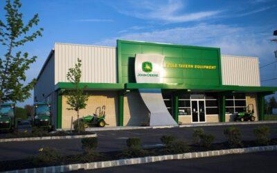 John Deere Retail Facility