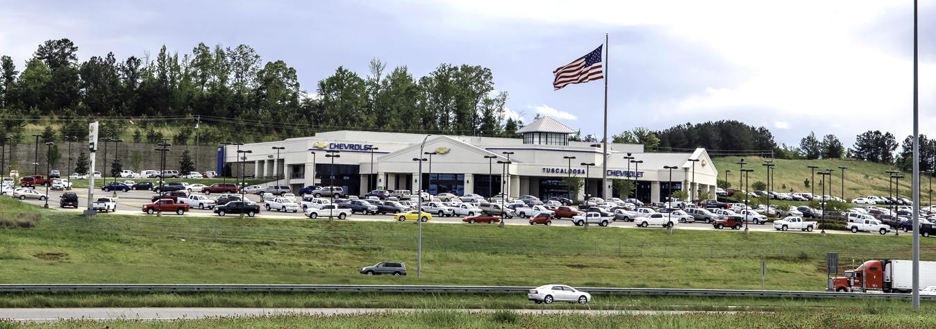 Tuscaloosa Chevrolet