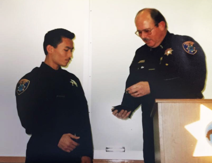 Mony For Mayor 2020 - Meet Mony - December 4 - 1995 - City of Livermore hired Mony as a full-time police officer - Livermore CA