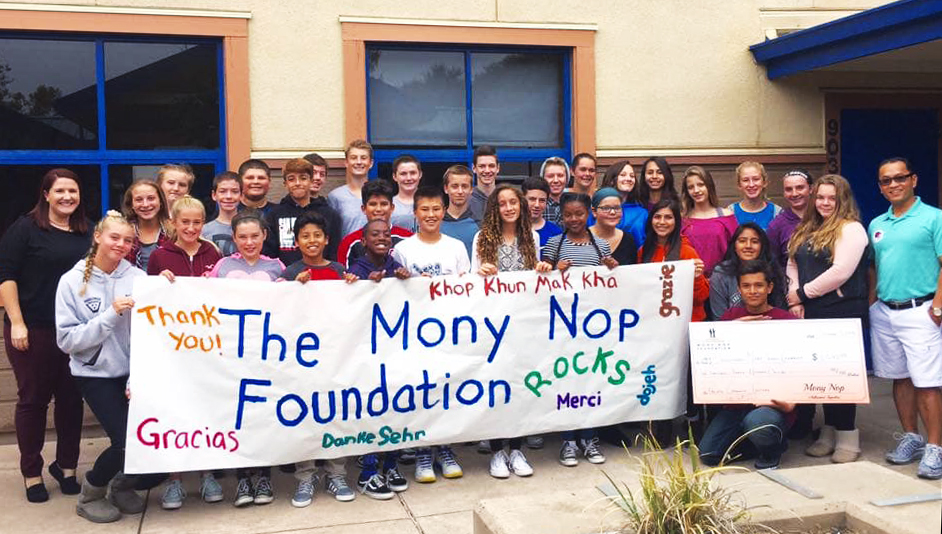 Mony For Mayor 2020 - Meet Mony - Mony is dedicated to giving back to his community
