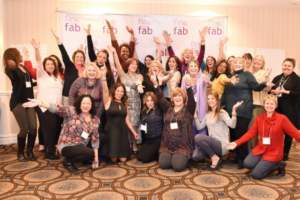 The FINE To FAB Community | Transformations, Friends And Fun