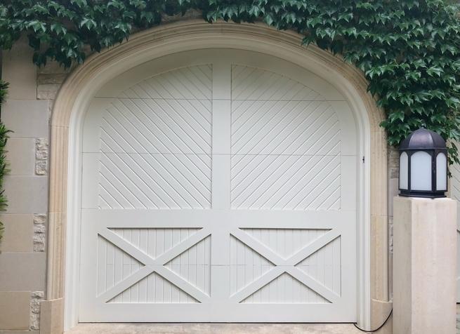custom garage door dallas