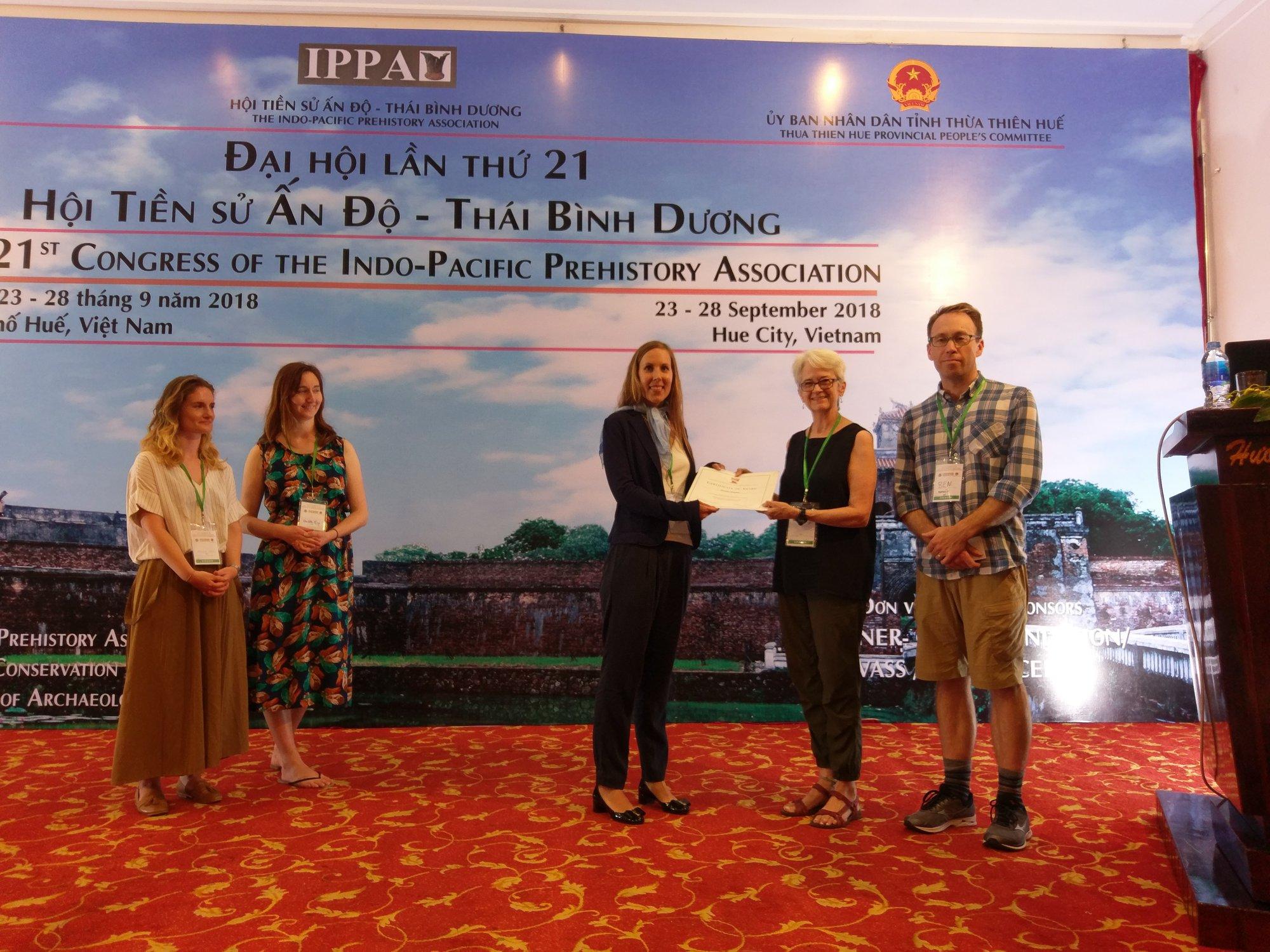 2nd ISEAA Early Career Award Winner Announced!