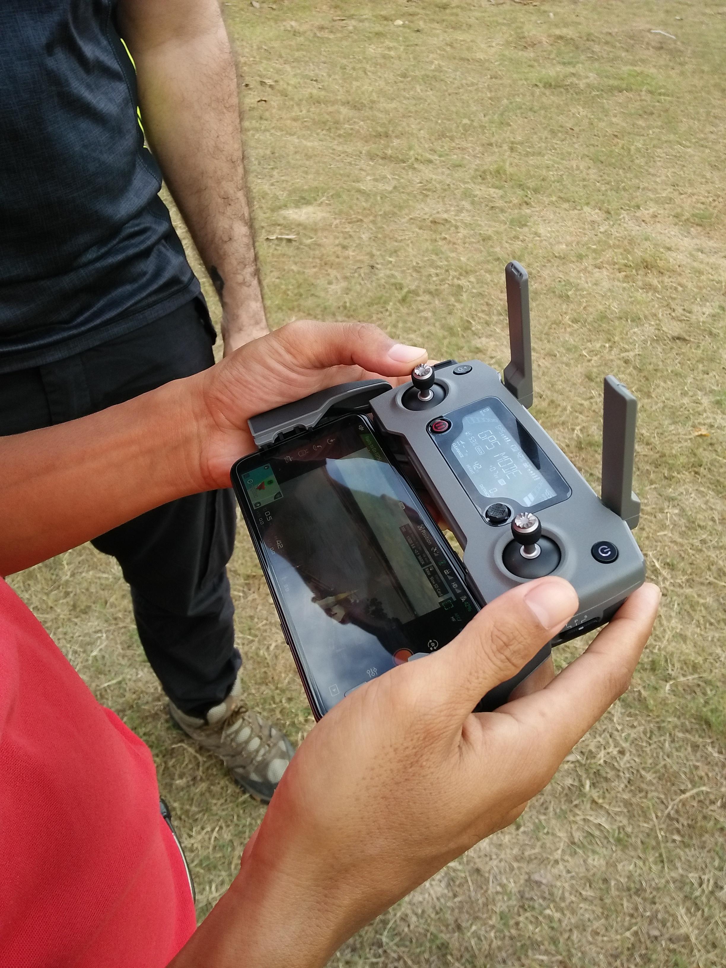 Our survey equipment