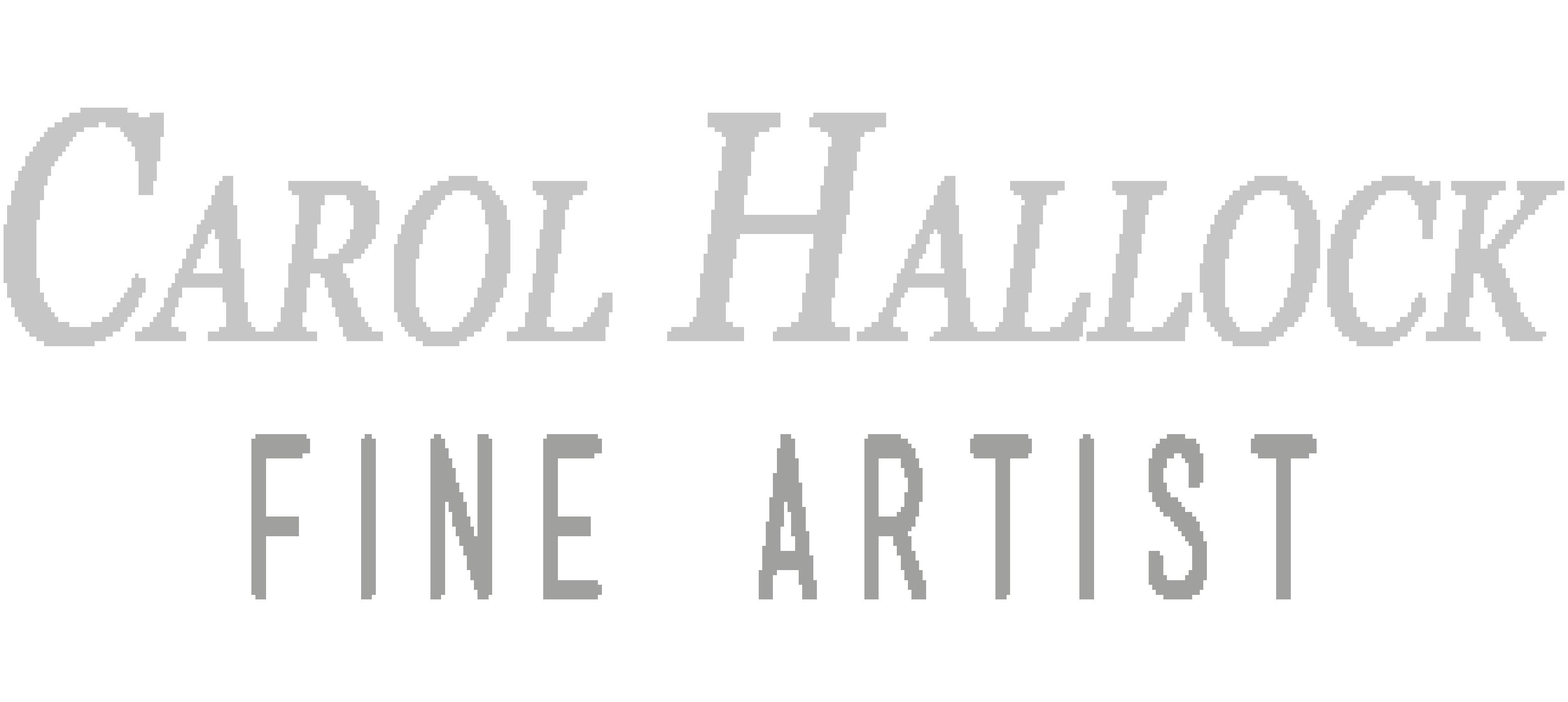 Hallock Fine Artist