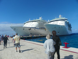 """""""Voyager of the Seas"""" Cruise"""